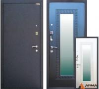 Входная дверь АРМА Стандарт 2 с зеркалом