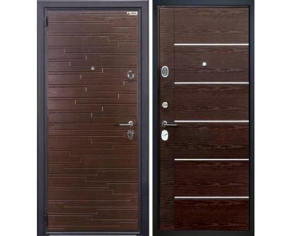 Входная дверь АРМА Стоун Венге поперечный
