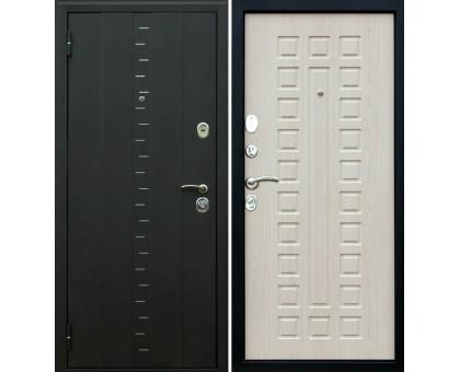 Входная дверь АСД Агата 3 Беленый дуб