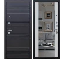 Входная дверь АСД Дуэт с зеркалом