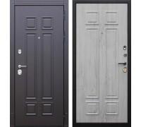 Входная дверь АСД Виват сосна белая