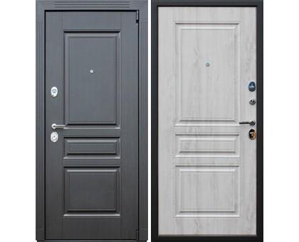 Входная дверь АСД Гермес NEW Сосна белая
