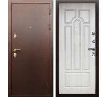 Входная дверь АСД Прометей Беленый дуб