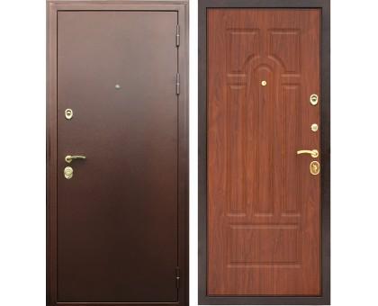 Входная дверь АСД Прометей Орех темный