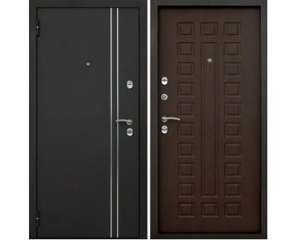 Входная дверь АСД  с терморазрывом орех премиум