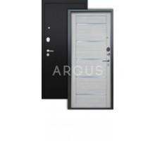 Дверь Аргус Люкс Про 3К Александра буксус/черный шелк