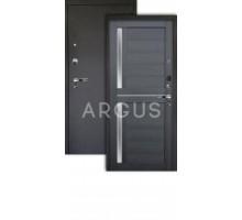 Дверь Аргус Люкс Про 3К Мирра лунная ночь/черный шелк