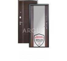 Дверь Аргус Люкс 3К Вояж коньяк калифорния/лофт венге
