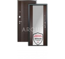 Дверь Аргус Люкс 3К Вояж венге/лофт венге