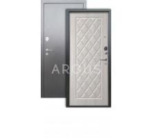Дверь Аргус Люкс 3К Чикаго ларче св/серебро антик