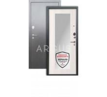 Дверь Аргус Люкс 3К Милли ларче св./серебро антик