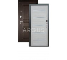 Дверь Аргус Люкс АС Александра буксус/2п сабина венге