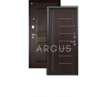 Дверь Аргус Люкс АС Фриза венге/2п сабина венге