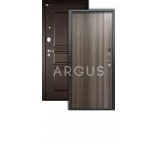 Дверь Аргус Люкс АС Гауда керамика/2п сабина венге