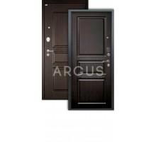 Дверь Аргус Люкс АС Сабина венге/2п Сабина венге