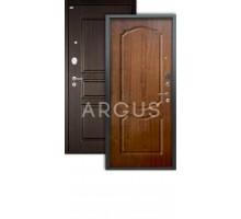 Дверь Аргус Люкс АС Сонет дуб золотой/2п сабина венге