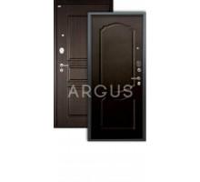 Дверь Аргус Люкс АС Сонет венге/2п сабина венге