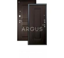 Дверь Аргус Люкс АС Триумф венге/2п сабина венге