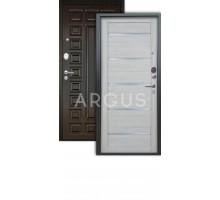 Дверь Аргус Люкс АС Александра буксус/2п сенатор венге