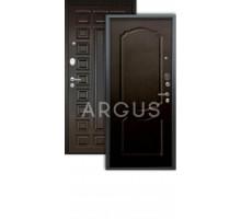 Дверь Аргус Люкс АС Сонет венге/2п сенатор венге