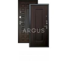 Дверь Аргус Люкс АС Триумф венге/2п сенатор венге