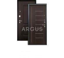 Дверь Аргус Люкс АС Фриза венге/2п Триумф венге