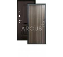 Дверь Аргус Люкс АС Гауда керамика/2п триумф венге