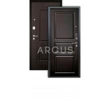 Дверь Аргус Люкс АС Сабина венге/2п триумф венге