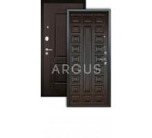 Дверь Аргус Люкс АС Сенатор венге/2п триумф венге