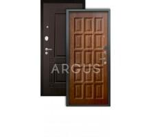 Дверь Аргус Люкс АС Шоколад дуб золотой/2п Триумф венге