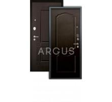 Дверь Аргус Люкс АС Сонет венге/2п триумф венге