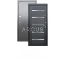 Дверь Аргус Люкс 3К Александра лунная ночь/серебро антик