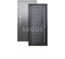 Дверь Аргус Люкс АС Диана лунная ночь/серебро антик