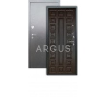 Дверь Аргус Люкс АС Сенатор венге/серебро антик