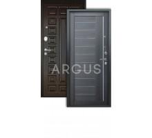 Дверь Аргус Люкс Про 3К 2П Диана лунная ночь/сенатор венге