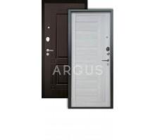 Дверь Аргус Люкс Про 3К 2П Диана буксус/триумф венге