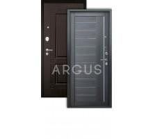 Дверь Аргус Люкс Про 3К 2П Диана лунная ночь/триумф венге