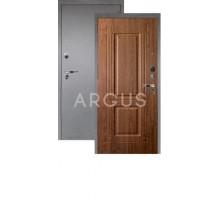 Дверь Аргус Люкс Про 3К Триумф дуб золотой/серебро антик