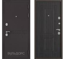 Входная дверь Бульдорс MASS 90 ларче темный