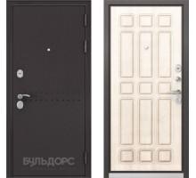 Входная дверь Бульдорс MASS 90 ларче бьянко