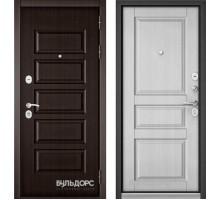 Входная дверь Бульдорс MASS 90 PP ларче белый
