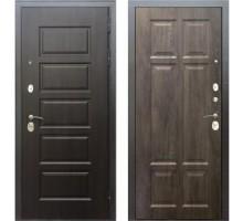 Входная дверь Бульдорс MASS 90 PP дуб шале серебро