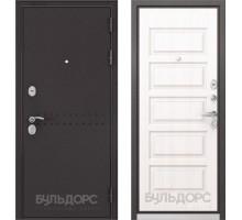 Входная дверь Бульдорс MASS 90 дуб светлый матовый