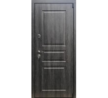 Входная дверь Гардекс Люкс CISA дуб серый