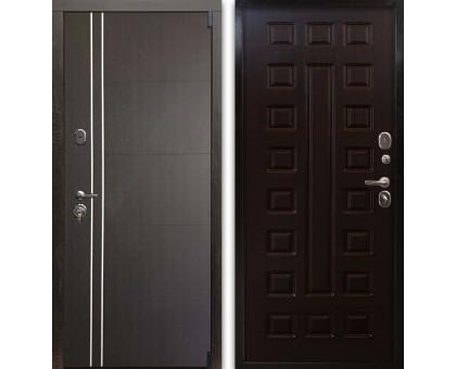 Входная дверь Гардекс С D13/D-3 венге - венге
