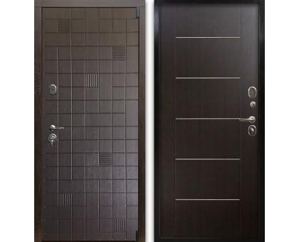 Входная дверь Гардекс С D6 венге - венге