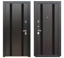 Входная дверь Zetta Премьер 100 КБ1 МЕТРО венге кантри