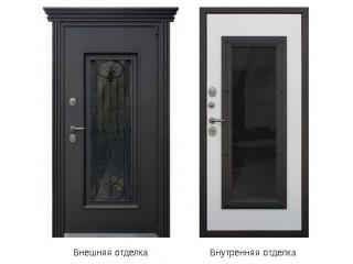 Новинка! Стальная дверь АСД «Олимп» (заказная)
