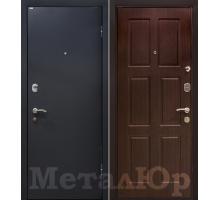 Входная дверь МеталЮр М21, венге