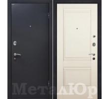 Входная дверь МеталЮр М41 магнолия